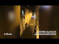 SEÑALES DEL FIN III GUERRA MUNDIAL ataque en la sala Bataclan, París
