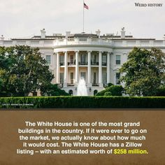 American Pride, Fun Facts, Mansions, History, Country, House Styles, Building, Amazing Houses, Historia