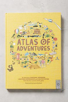 For adventurers of all ages, this whimsically-illustrated guide takes readers on a fascinating trip around the world. Whether visiting the penguins of Antarctica, joining the Carnival in Brazil, or peering out at the Thames from the London Eye, this book brings together more than 100 activities and challenges to inspire explorations and travel daydreams.