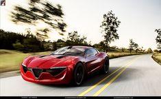 Alfa Romeo Planning Range of Mid-Size Luxury Vehicles, Dubbed 6C