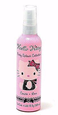 New HELLO KITTY Love by Koto 4.22 Oz (125 ml) Body Splash for Girls