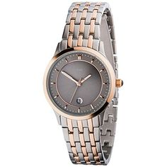 Trends 2018, Watches, Amazon, Leather, Accessories, Watch, Stainless Steel, Schmuck, Amazons