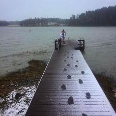 1 of may in Finland... #naturelovers #nature#geography #finland #helsinki #sauna #party #like#like4like #langvikhotel http://www.langvik.fi/