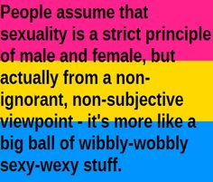 Doctor Who description of sexuality -- this is fabulous!