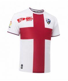 69615eb4f 2018-19 Cheap Jersey SD Huesca Away Replica Red Shirt  CFC798  Cheap  Footballs