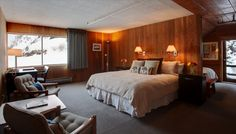 Alta Lodge Swiss room
