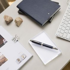 6d9eb88b71d These Desk Essentials save our start into the week! by montblanc