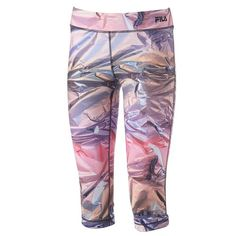5df9ecd1e278 FILA SPORT Maui Skimmer Pants - Women's Fitness Gear, Fitness Fashion,  Workout Inspiration,. Kohl's