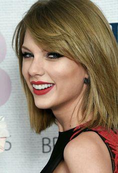 Taylor at Brits Award