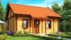 Proiect pentru casa de vis mica cu o suprafata de 38,2 mp