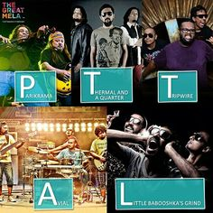 These bands definitely #rock and one of them is coming to rock #Dubai this November!  To be Announced very soon. Subscribe to www.thegreatmela.com for updates!