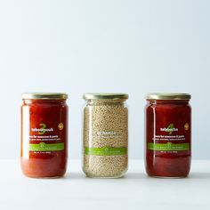 Organic Tunisian Tomato Sauces with Hand-Rolled Cous Cous