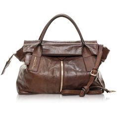 Francesco Biasia Harlem Leather Handbag and other apparel, accessories and trends. Browse and shop 4 related looks.