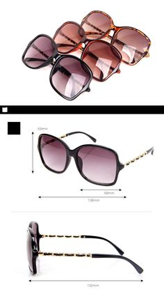 215bbbee6f Aliexpress.com   Buy NEW Polarized Women Sunglasses Vintage Popular Fashion  Women Brand Designer UV Large Frame Leather Sun Glasses Legs Eyewear 5210  from ...