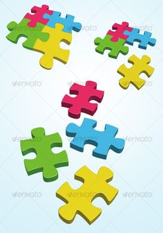 Realistic Graphic DOWNLOAD (.ai, .psd) :: http://jquery-css.de/pinterest-itmid-1000033708i.html ... Puzzle ...  3d, clean, connection, group, jigsaw, missing link, pieces, playing, puzzle, solution, success, toy, toys  ... Realistic Photo Graphic Print Obejct Business Web Elements Illustration Design Templates ... DOWNLOAD :: http://jquery-css.de/pinterest-itmid-1000033708i.html