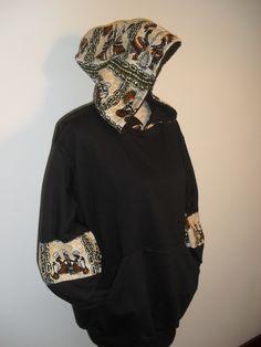Tamanho L.Para mais informações ou encomendas envie-nos email para maeafroo@outlook.pt Bell Sleeves, Bell Sleeve Top, Tops, Women, Fashion, Nightgown, Black, Moda, Fashion Styles