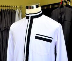 Hasil gambar untuk jubah lelaki moden