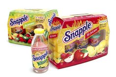 Snapple Lip Balms—6 pack and 3 pack