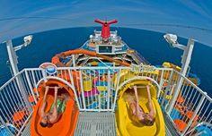 Carnival Waterworks - Carnival Fun Ships