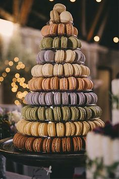 this is the style macaron tower PLD can do
