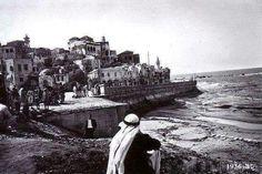 #يافا الفلسطينية عام 1936