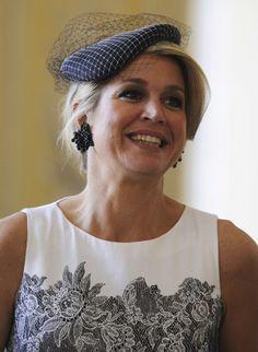 Dutch Royals Continue German Visit in Baden 543fc284fd75