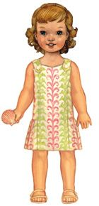 Seashore Sundress sewing patter from Oliver + S. Must have a crack at this for the little miss this year.