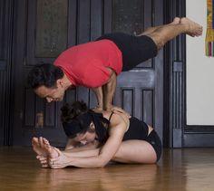 Mayurasana from Bodhisattva Yoga, Brooklyn, NY » Yoga Pose Weekly