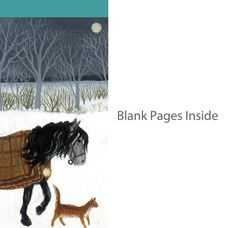 Walking The Horse - To Do Pad (PAD DN0 12) | Greeting Cards and Stationery