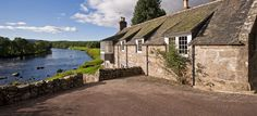 Mill Cottage, Aboyne, Aberdeenshire, Scotland. Holiday. Travel. Self Catering. Cottage. Dog Friendly. Pet Friendly. Fishing. Garden. www.theholidaycottages.co.uk.