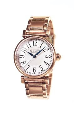 Coach: For the pal who's never on time (wink)