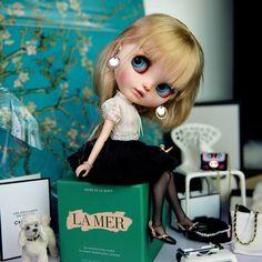✨。◕‿◕。✨#Blythe #Blythedoll #customBlythe #noise #noisedoll #Blythecustom #doll