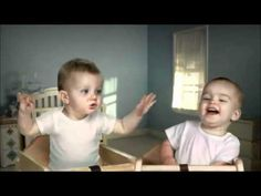 7 minutes of snickers and grins.... All Etrade Baby Commercials & Outtakes - YouTube