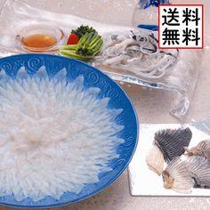 とらふく刺身陶器皿21cm  【送料無料】 / 味屋 楽天市場店