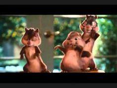 Chipmunks - Happy Birthday to You!!!