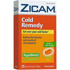 16 Best Zicam Ingredients Images The Facts Cold