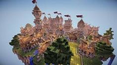 19 Best Minecraft Art images in 2014 | Floating island