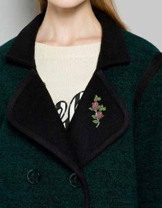 Brooch ~ Rose ~ Vintage