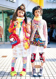 *Fruits* Magazine Is Back With an Opening Ceremony Collab Japanese Street Fashion, Tokyo Fashion, Harajuku Fashion, Fashion Kids, Women's Fashion, Fruits Magazine, Harajuku Mode, Magazine Japan, International Clothing