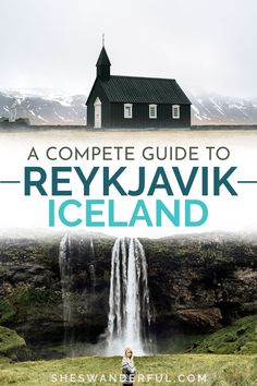 Find all the info you need to plan you Iceland travel itinerary in this exhaustive guide. It covers the best things to do in Reykjavik, where to stay, when to visit, how to see Iceland's best attractions and more. | Iceland travel tips | Travel tips for Iceland | Reykjavik Iceland travel guide Europe Travel Outfits, Travel Tips For Europe, Italy Travel Tips, Backpack Europe Route, London England Travel, European Road Trip, Iceland Travel Tips, Reykjavik Iceland, Travel Guides