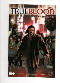 True Blood The Great Revelation 1 One Shot First EVER True Blood Comic! Top Cow