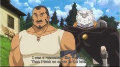 Skyrim meme in anime (Sauce = Zero kara Hajimeru Mahou no Sho)