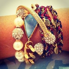 This is what I like to call an arm party