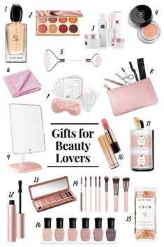Holiday Gift Guide: Gifts for Beauty Lovers - Katie Plans Life Don't stress over what to buy that beauty lover on your list! I've found 16 must have items that are only a click away! Tween Girl Gifts, Gifts For Teens, Gifts For Friends, Gifts For Mom, Christmas Gift Guide, Holiday Gifts, Christmas Gifts, Xmas, Cute Gifts