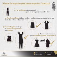 Mujeres, sigan los Imagotips de Alvaro Gordoa con respecto al Viernes Casual y su adecuada ejecución.