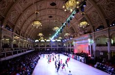 Professional Dancers Gather For The Blackpool Dance Festival
