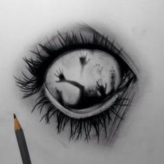 crying eye drawing tumblr - Αναζήτηση Google