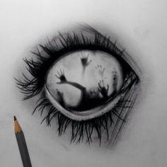 crying eye drawing tumblr - Αναζήτηση Google