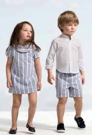 Resultado de imagen para moda niño niña