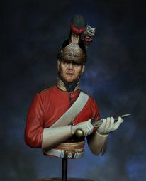 Life Guards Officer, Waterloo, 1815